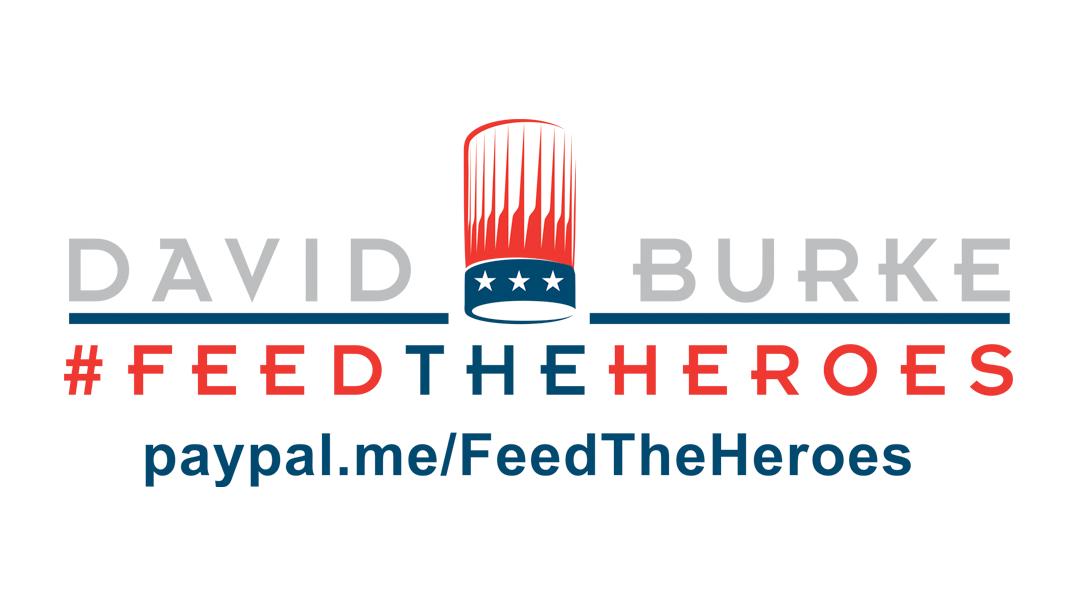 Feed The Heroes logo